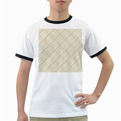 Background Pattern Ringer T Shirts