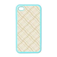 Background Pattern Apple iPhone 4 Case (Color)