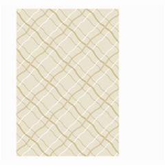 Background Pattern Small Garden Flag (Two Sides)