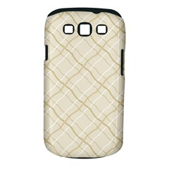 Background Pattern Samsung Galaxy S III Classic Hardshell Case (PC+Silicone)