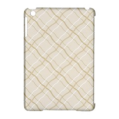Background Pattern Apple iPad Mini Hardshell Case (Compatible with Smart Cover)