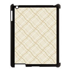 Background Pattern Apple iPad 3/4 Case (Black)