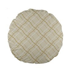 Background Pattern Standard 15  Premium Round Cushions
