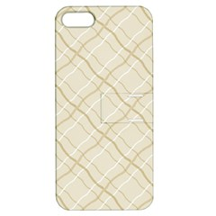 Background Pattern Apple iPhone 5 Hardshell Case with Stand