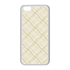 Background Pattern Apple iPhone 5C Seamless Case (White)