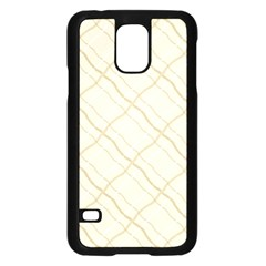 Background Pattern Samsung Galaxy S5 Case (Black)