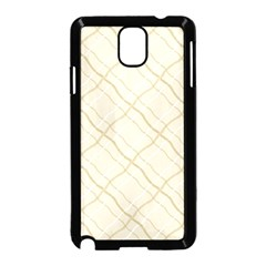Background Pattern Samsung Galaxy Note 3 Neo Hardshell Case (Black)