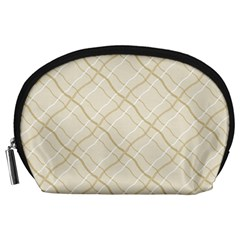 Background Pattern Accessory Pouches (Large)