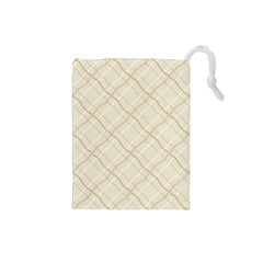 Background Pattern Drawstring Pouches (Small)