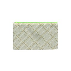 Background Pattern Cosmetic Bag (XS)