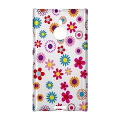 Colorful Floral Flowers Pattern Nokia Lumia 1520