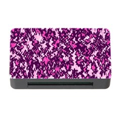 Chic Camouflage Colorful Background Memory Card Reader with CF