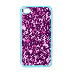 Chic Camouflage Colorful Background Apple iPhone 4 Case (Color)