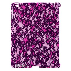 Chic Camouflage Colorful Background Apple iPad 3/4 Hardshell Case (Compatible with Smart Cover)