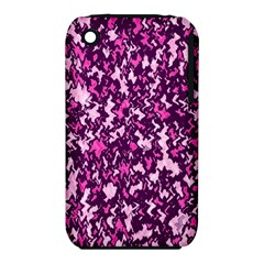 Chic Camouflage Colorful Background iPhone 3S/3GS