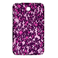 Chic Camouflage Colorful Background Samsung Galaxy Tab 3 (7 ) P3200 Hardshell Case