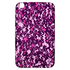 Chic Camouflage Colorful Background Samsung Galaxy Tab 3 (8 ) T3100 Hardshell Case