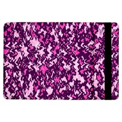 Chic Camouflage Colorful Background iPad Air Flip