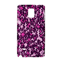 Chic Camouflage Colorful Background Samsung Galaxy Note 4 Hardshell Case
