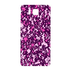 Chic Camouflage Colorful Background Samsung Galaxy Alpha Hardshell Back Case