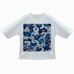 Fabric Wildflower Bluebird Infant/Toddler T-Shirts