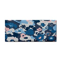 Fabric Wildflower Bluebird Cosmetic Storage Cases