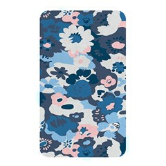 Fabric Wildflower Bluebird Memory Card Reader
