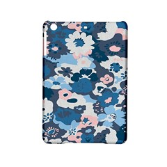 Fabric Wildflower Bluebird iPad Mini 2 Hardshell Cases