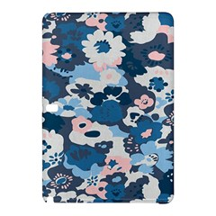 Fabric Wildflower Bluebird Samsung Galaxy Tab Pro 10.1 Hardshell Case