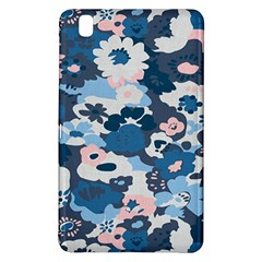 Fabric Wildflower Bluebird Samsung Galaxy Tab Pro 8 4 Hardshell Case