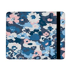 Fabric Wildflower Bluebird Samsung Galaxy Tab Pro 8.4  Flip Case