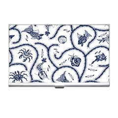 Fish Pattern Business Card Holders