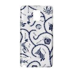 Fish Pattern Samsung Galaxy Note 4 Hardshell Case