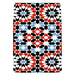 Morrocan Fez Pattern Arabic Geometrical Flap Covers (L)