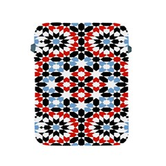 Morrocan Fez Pattern Arabic Geometrical Apple iPad 2/3/4 Protective Soft Cases