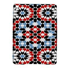 Morrocan Fez Pattern Arabic Geometrical iPad Air 2 Hardshell Cases