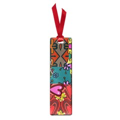 Patchwork Collage Small Book Marks