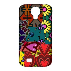 Patchwork Collage Samsung Galaxy S4 Classic Hardshell Case (PC+Silicone)