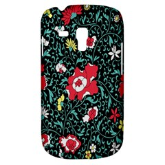 Vintage Floral Wallpaper Background Galaxy S3 Mini