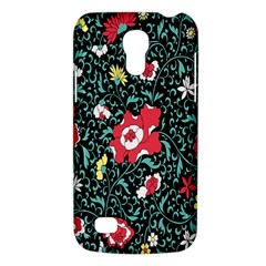 Vintage Floral Wallpaper Background Galaxy S4 Mini