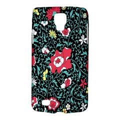 Vintage Floral Wallpaper Background Galaxy S4 Active