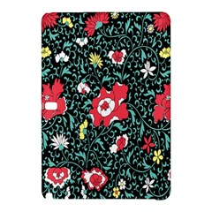 Vintage Floral Wallpaper Background Samsung Galaxy Tab Pro 12.2 Hardshell Case