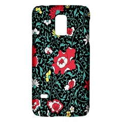 Vintage Floral Wallpaper Background Galaxy S5 Mini