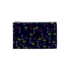 Vintage Unique Pattern Cosmetic Bag (Small)