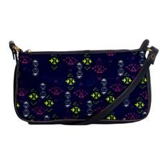 Vintage Unique Pattern Shoulder Clutch Bags