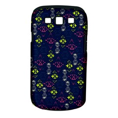 Vintage Unique Pattern Samsung Galaxy S III Classic Hardshell Case (PC+Silicone)
