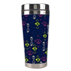 Vintage Unique Pattern Stainless Steel Travel Tumblers