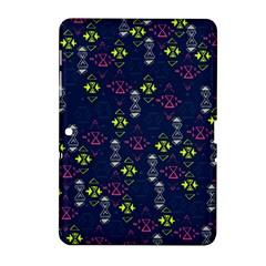 Vintage Unique Pattern Samsung Galaxy Tab 2 (10.1 ) P5100 Hardshell Case