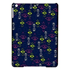 Vintage Unique Pattern iPad Air Hardshell Cases
