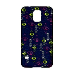 Vintage Unique Pattern Samsung Galaxy S5 Hardshell Case